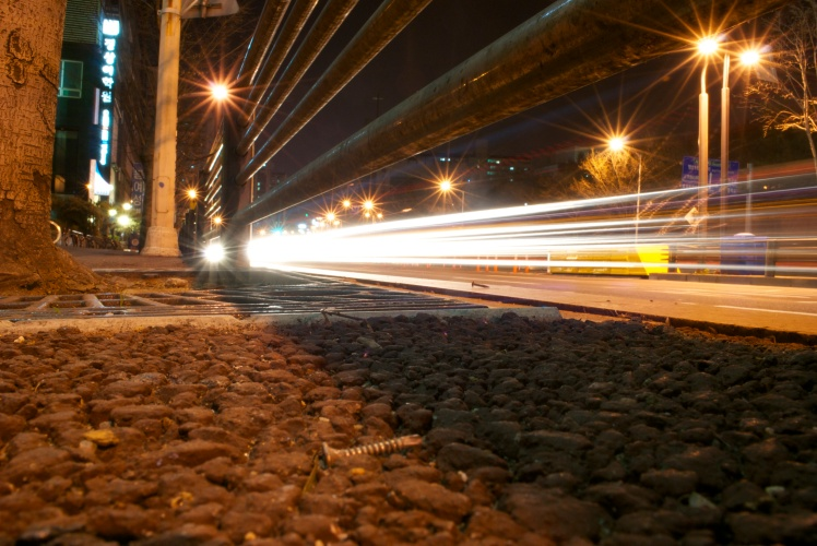 Seoul at Night - April 2012