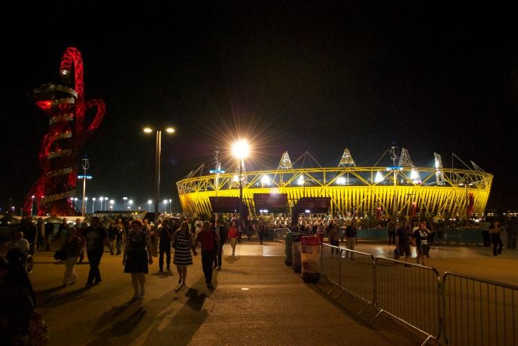 London Paralympics - September 2012