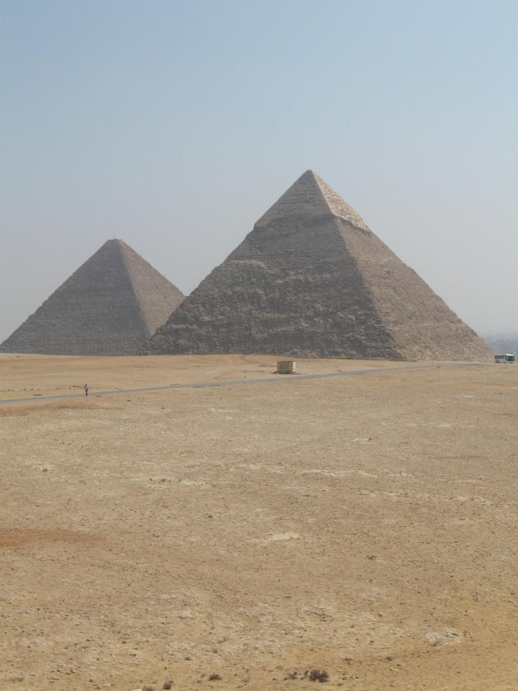 The Pyramids, Egypt - September 2011